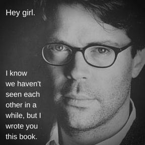 Hey girl.