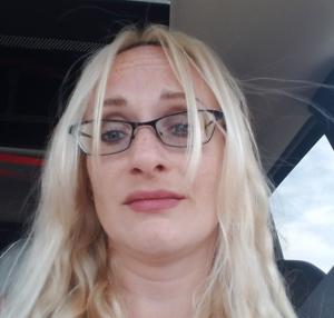 Amanda's WTF face